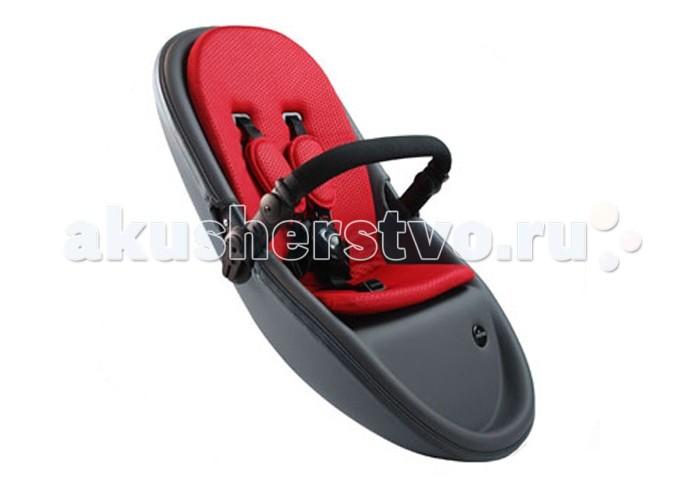 Прогулочный блок Mima Twin Seat EVA материал