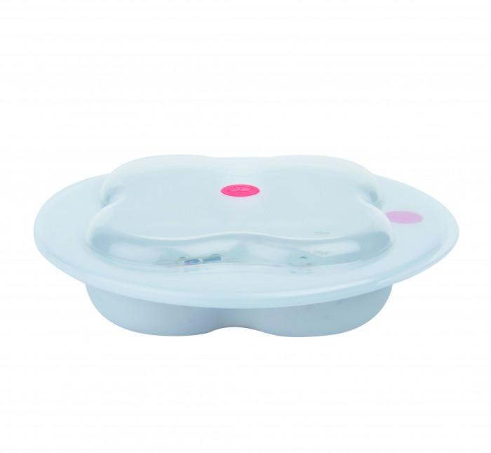 Bebe Confort Герметичная тарелка Sport с крышкой в форме клевера