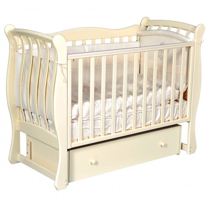 Детские кроватки Кедр Viola 3 автостенка универсальный маятник