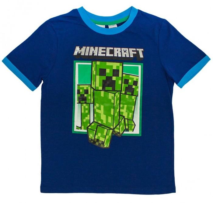 Футболки и топы Minecraft Футболка Creeper attack