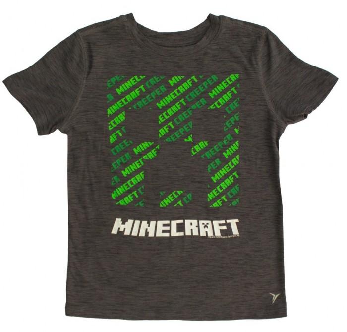 Футболки и топы Minecraft Футболка Creeper TM114