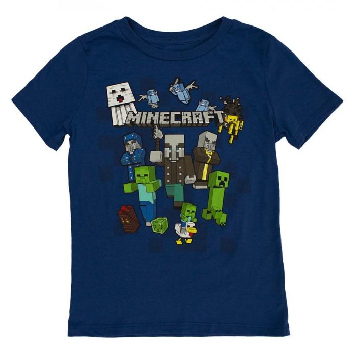 Футболки и топы Minecraft Футболка Hostile Mobs