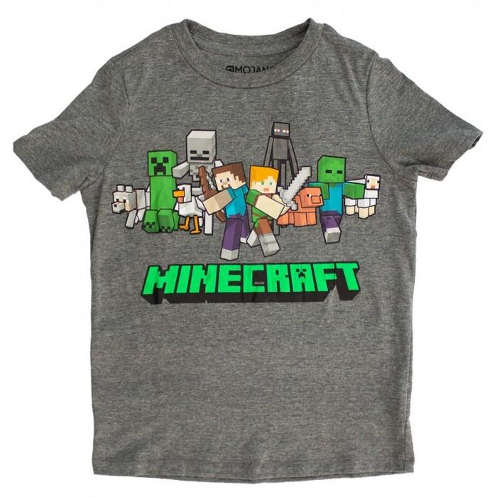 Футболки и топы Minecraft Футболка Mobs