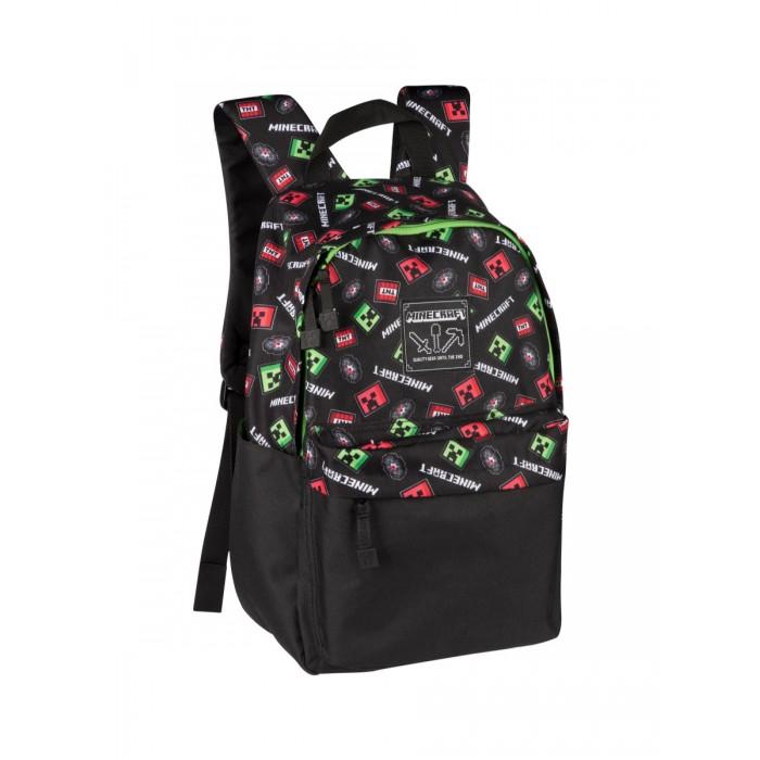 Школьные рюкзаки Minecraft Рюкзак Creeper Scatter