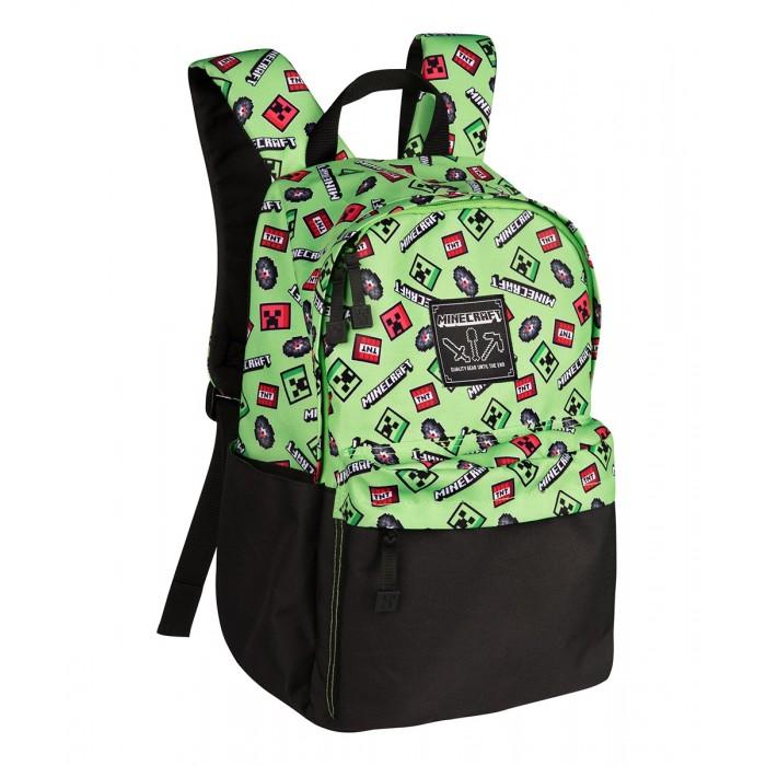 Купить Школьные рюкзаки, Minecraft Рюкзак Creeper Scatter