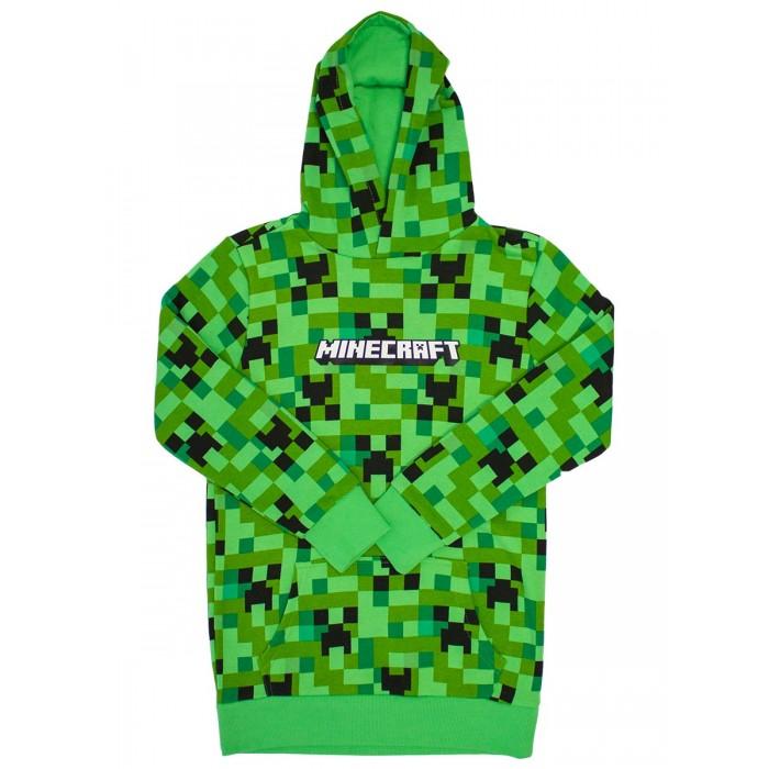 Толстовки и свитшоты Minecraft Толстовка Creeper