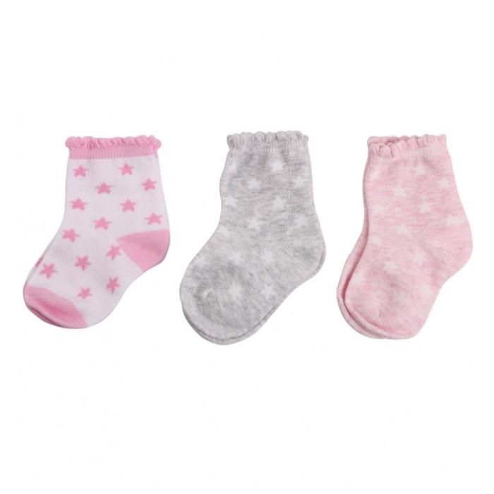 Колготки, носки, гетры Minene Набор детских носочков в подарочной упаковке Mi sweetheart socks 3 пары миксеры с чашей bork mi scn 9970 где в спб