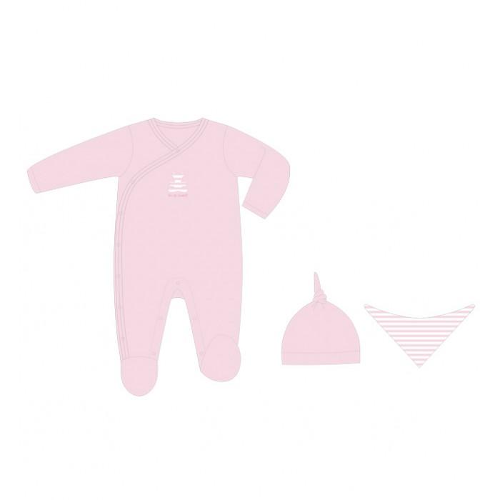 Комплекты детской одежды Minene Подарочный набор Пинта мороженого Ice Cream Round Box (3 предмета)