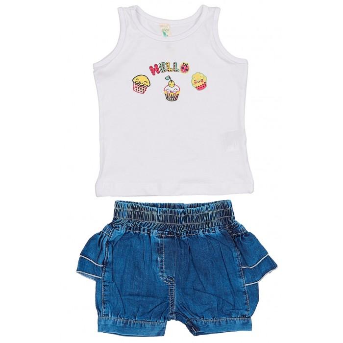 Комплекты детской одежды Mini Midi Комплект для девочки 188