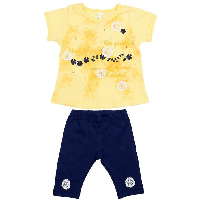 Фото - Комплекты детской одежды Mini Midi Комплект для девочки 208 комплекты детской одежды mini world комплект для девочки туника бриджи