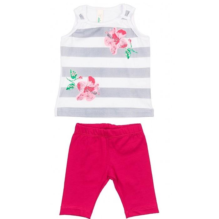 Фото - Комплекты детской одежды Mini Midi Комплект для девочки 218 комплекты детской одежды mini world комплект для девочки туника бриджи
