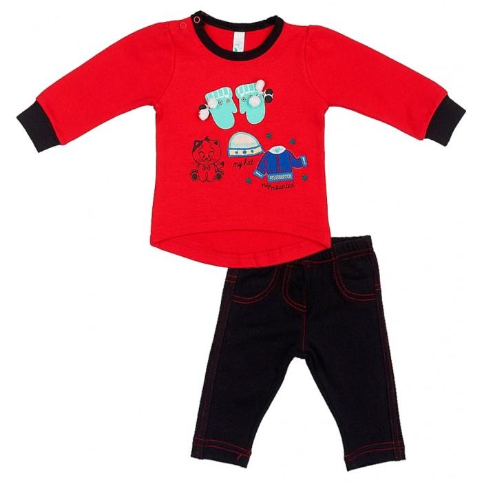 Комплекты детской одежды, Mini Midi Комплект для девочки 519  - купить со скидкой