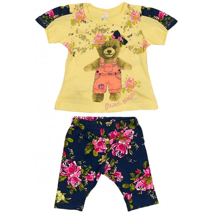 Комплекты детской одежды Mini Midi Комплект для девочки 958