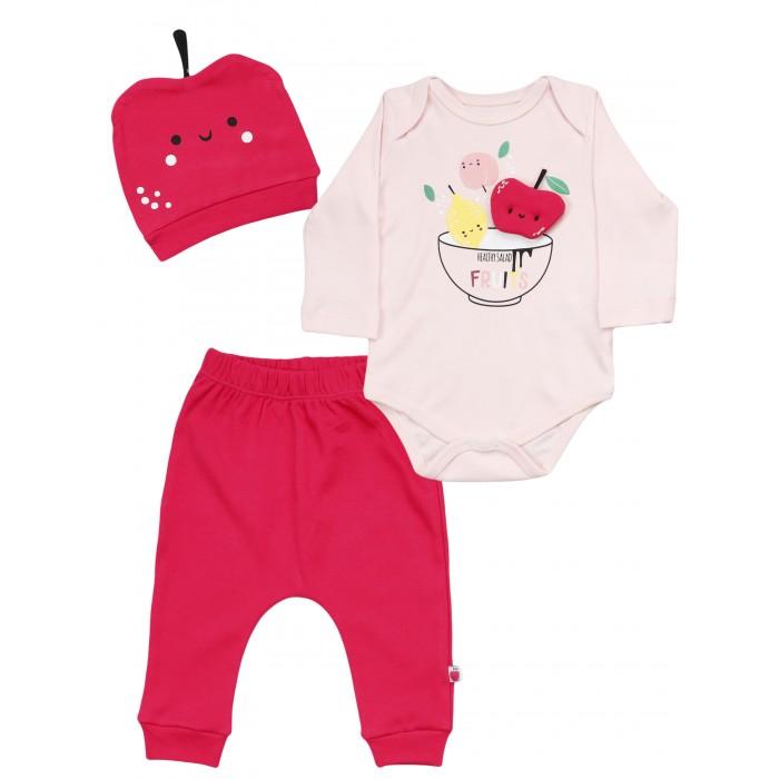 Фото - Комплекты детской одежды Mini World Комплект для девочки MW15922 комплекты детской одежды mini world комплект для девочки туника бриджи