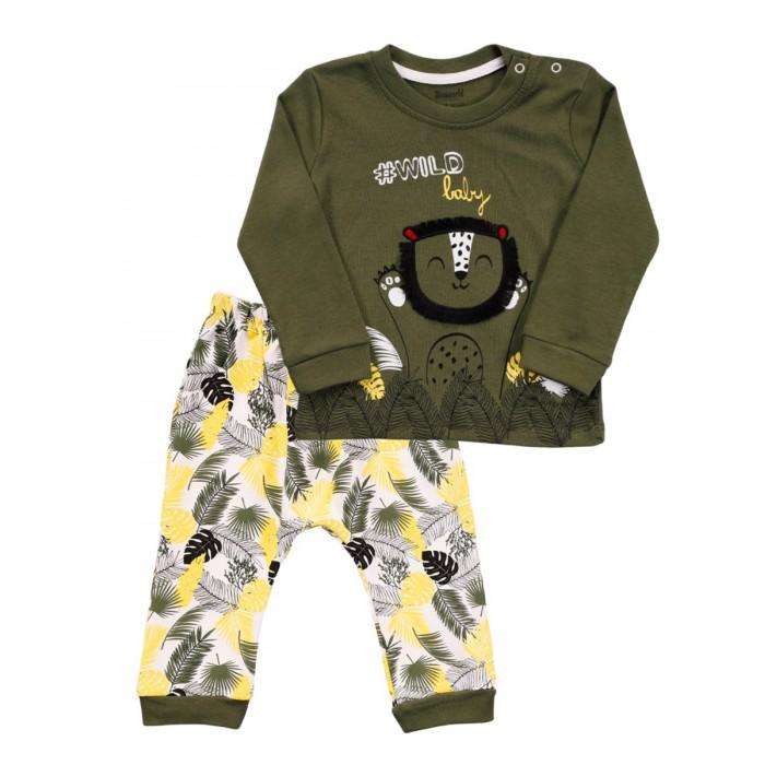 Картинка для Комплекты детской одежды Mini World Комплект для мальчика (лонгслив и брюки)