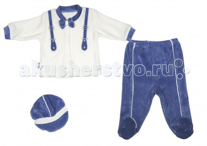 Комплекты детской одежды Mini World Комплект для мальчика MW13564 часы mini world mn1012a