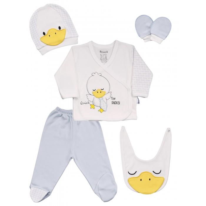 Комплекты детской одежды Mini World Комплект для новорожденного MW15093
