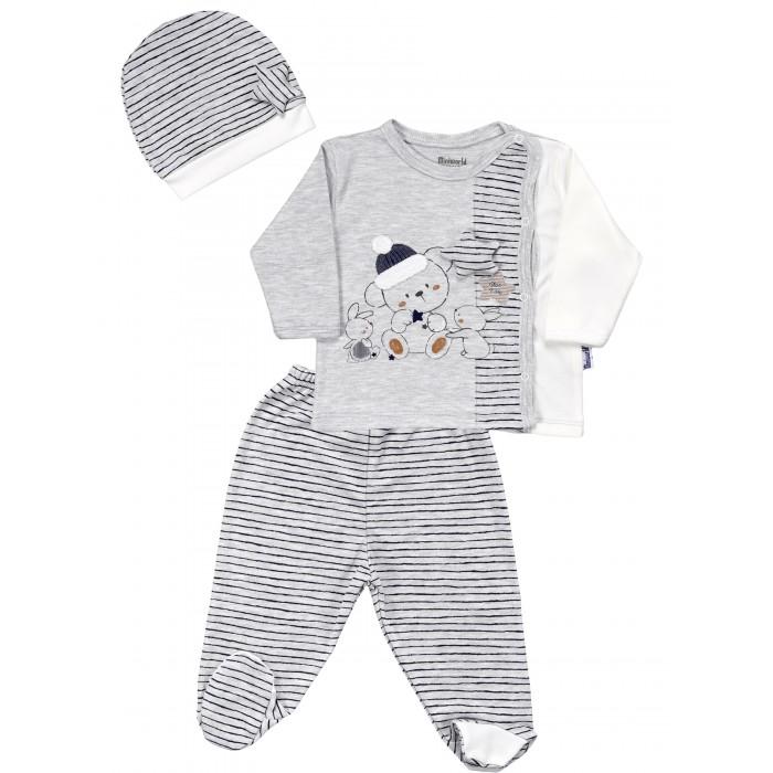 Комплекты детской одежды Mini World Комплект для новорожденного MW15104