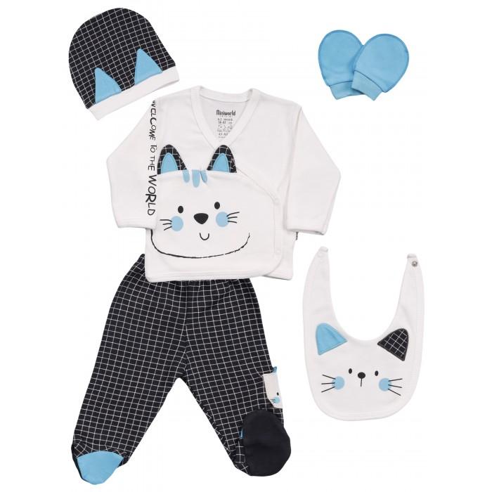 Комплекты детской одежды Mini World Комплект для новорожденного MW15313
