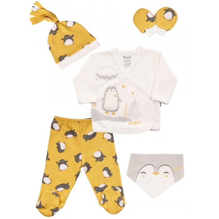 Комплекты детской одежды Mini World Комплект для новорожденного MW15395
