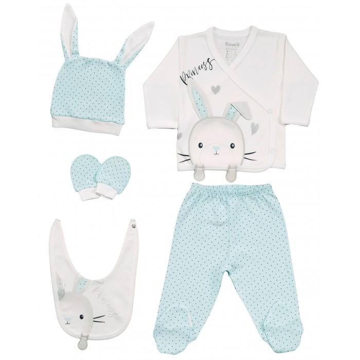 Комплекты детской одежды Mini World Комплект для новорожденного MW15472