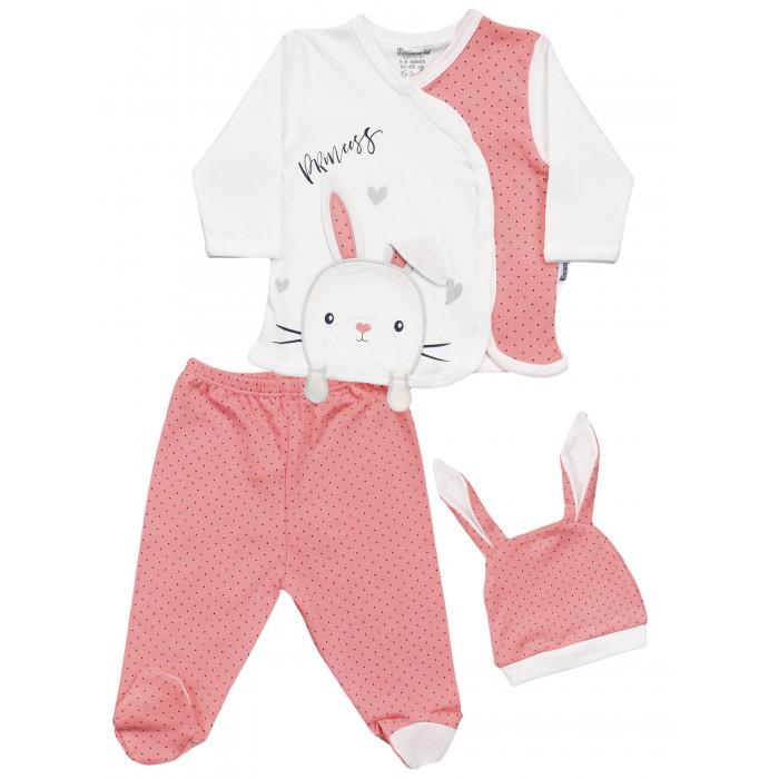 Комплекты детской одежды Mini World Комплект для новорожденного MW15473