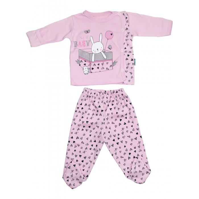 Mini World Комплект для новорожденного (распашонка и ползунки) MW15122