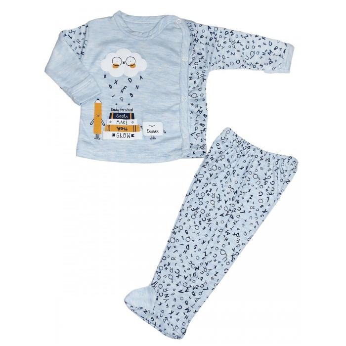 Распашонки и ползунки Mini World Комплект для новорожденного (распашонка ползунки) MW15123