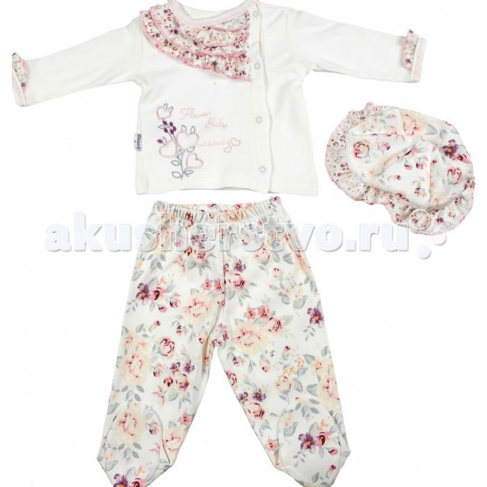 Комплекты детской одежды Mini World Комплект для девочки MW13293 костюм прекрасной шапочки 30