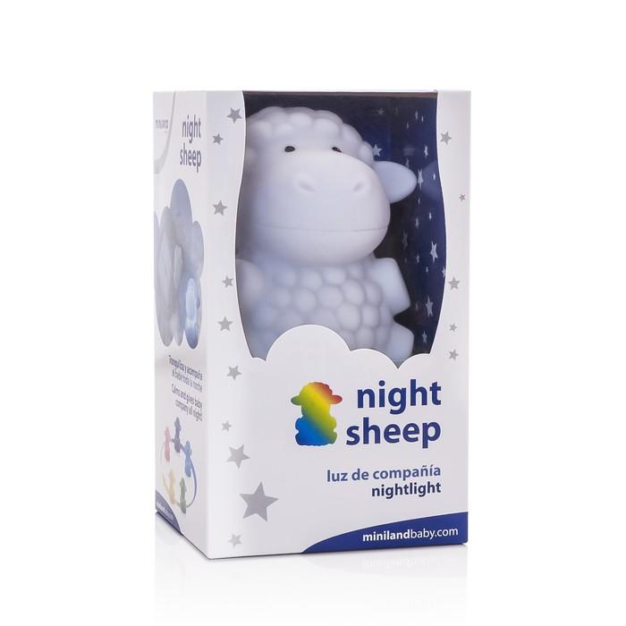Купить Ночники, Miniland Ночник Night Sheep