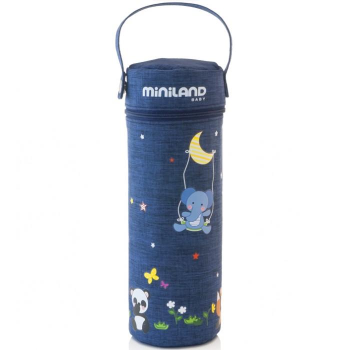 Купить Термосумки, Miniland Термо-сумка для бутылочек Denim 500 мл
