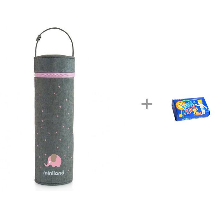 Купить Термосумки, Miniland Термосумка для Silky Thermos 500 мл и Мыло Свобода Тик-так 150 г