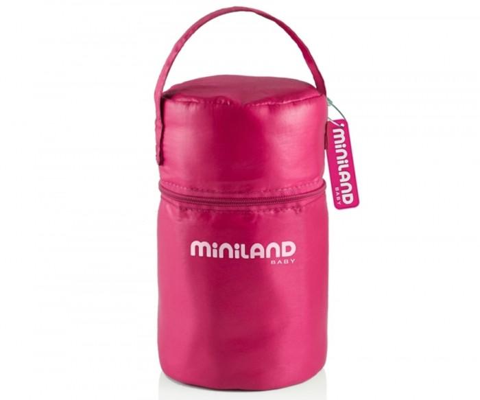 Термосумки Miniland Термосумка с 2 мерными стаканчиками Pack-2-GO Hermifresh