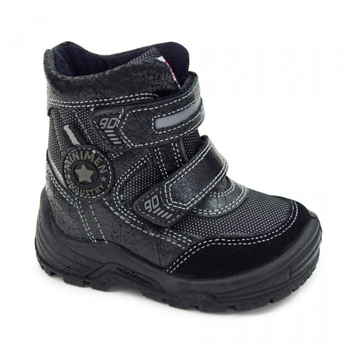 Ботинки Minimen Ботинки для мальчика 5009-56-5B-03 ботинки детские minimen minimen ботинки демисезонные розовые