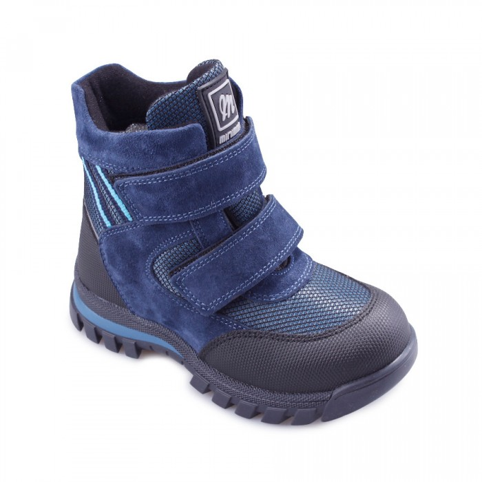 Ботинки Minimen Ботинки для мальчика BB19-42-8В_10 ботинки детские minimen minimen ботинки демисезонные розовые