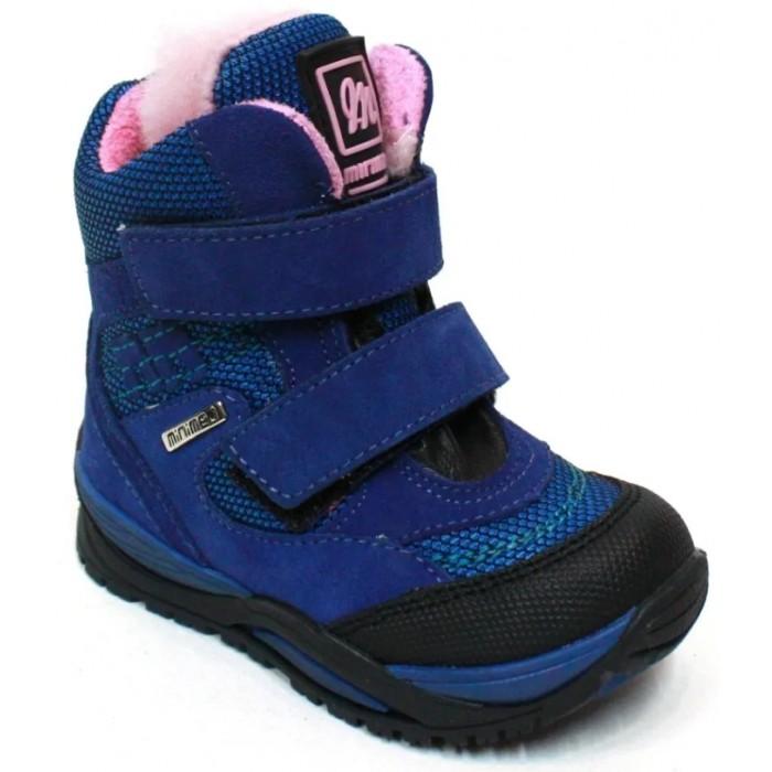 Ботинки Minimen Ботинки зимние для мальчика 4085-62-8В_02 ботинки детские minimen minimen ботинки демисезонные розовые