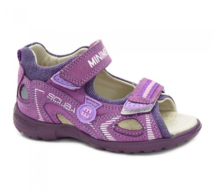 Купить Босоножки и сандалии, Minimen Сандалии для девочки 4300-13-5A-05