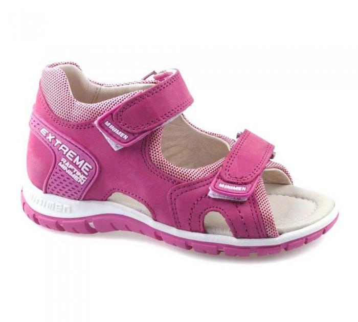 Купить Босоножки и сандалии, Minimen Сандалии для девочки 720-13-8A-04