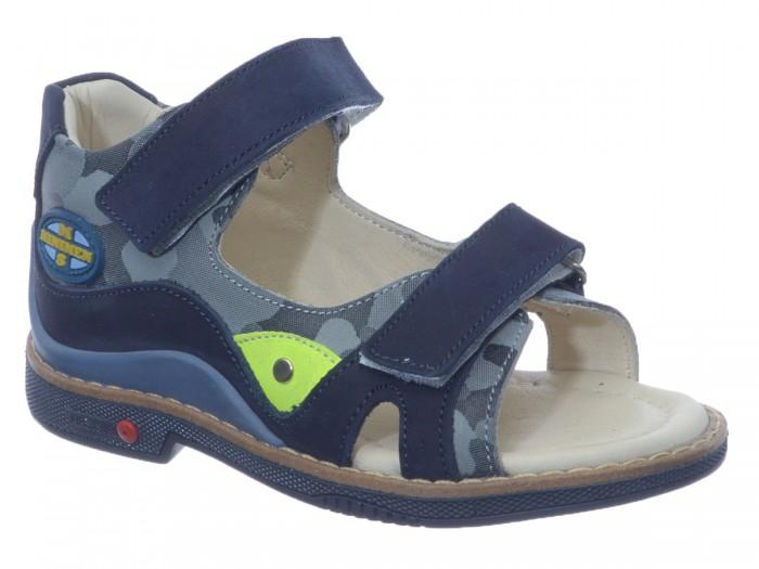 Купить Босоножки и сандалии, Minimen Сандалии для мальчика 01-01-12-9A-05