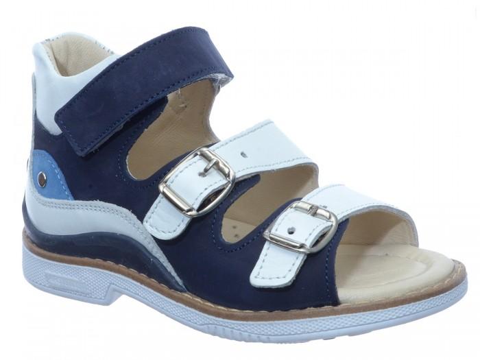 Купить Босоножки и сандалии, Minimen Сандалии для мальчика 01-02-13-9A-01