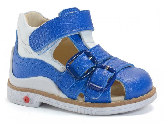 Купить Босоножки и сандалии, Minimen Сандалии для мальчика 01-04-12-9A-02