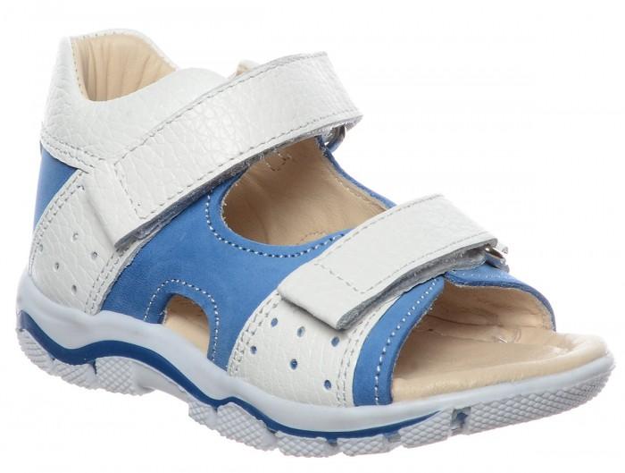 Купить Босоножки и сандалии, Minimen Сандалии для мальчика 01-1415-12-9A-05