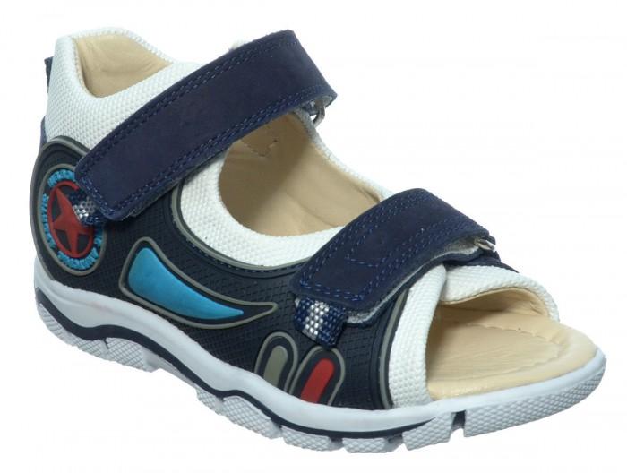 Купить Босоножки и сандалии, Minimen Сандалии для мальчика 01-29-12-9A-01