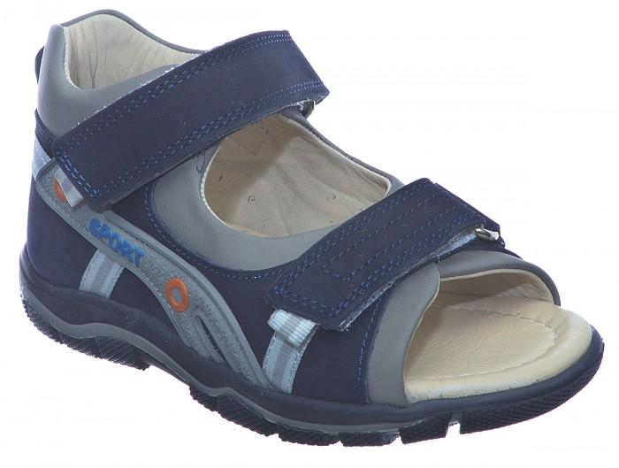 Купить Босоножки и сандалии, Minimen Сандалии для мальчика 01-30-13-9A-05