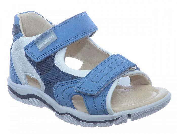 Босоножки и сандалии, Minimen Сандалии для мальчика 01-748-13-9A-01  - купить со скидкой