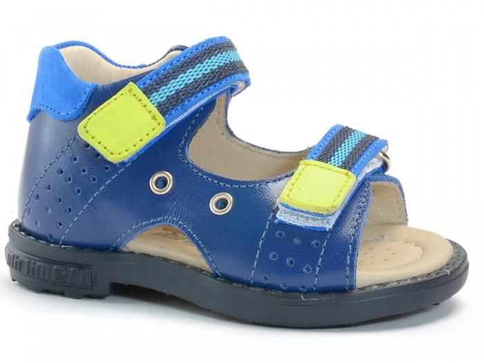 Купить Босоножки и сандалии, Minimen Сандалии для мальчика 1175-12-9A-03