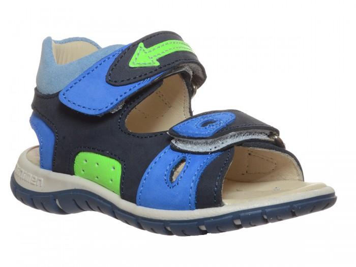 Купить Босоножки и сандалии, Minimen Сандалии для мальчика 1524-12-9A-02