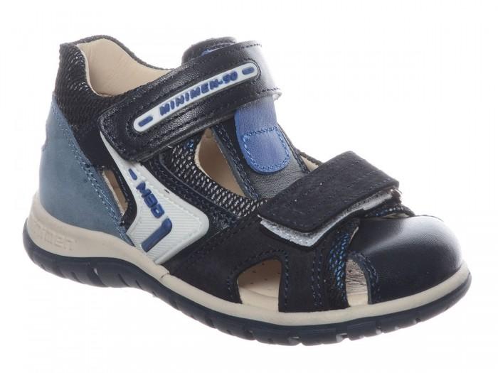 Купить Босоножки и сандалии, Minimen Сандалии для мальчика 1534-13-9A-03