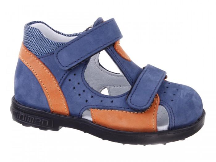 Купить Босоножки и сандалии, Minimen Сандалии для мальчика RK10-12-7B_01