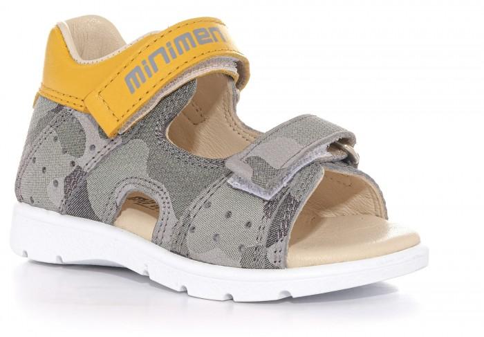 Купить Босоножки и сандалии, Minimen Сандалии для мальчиков 2086
